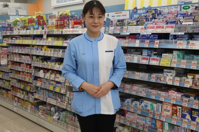 ウエルシア薬局伊勢崎市場店の画像・写真
